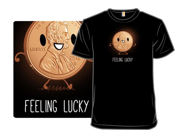 Lucky Penny T Shirt