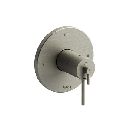 CS CSTM23BN 2-Way Type Thermostatic/Pressure Balance Coaxial Complete Valve  in Brushed