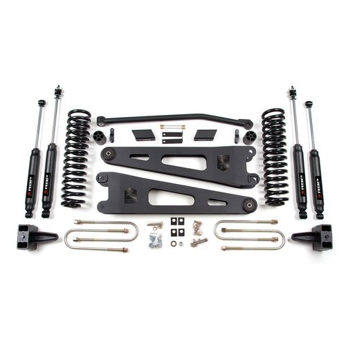 RBP 4in. Suspension Lift Kit System Ford F-250/F350 4WD 08-10