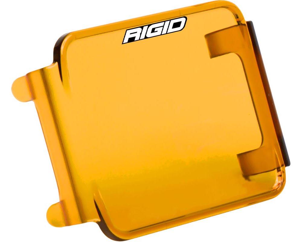 RIGID Industries Light Cover Amber D-Series Pro