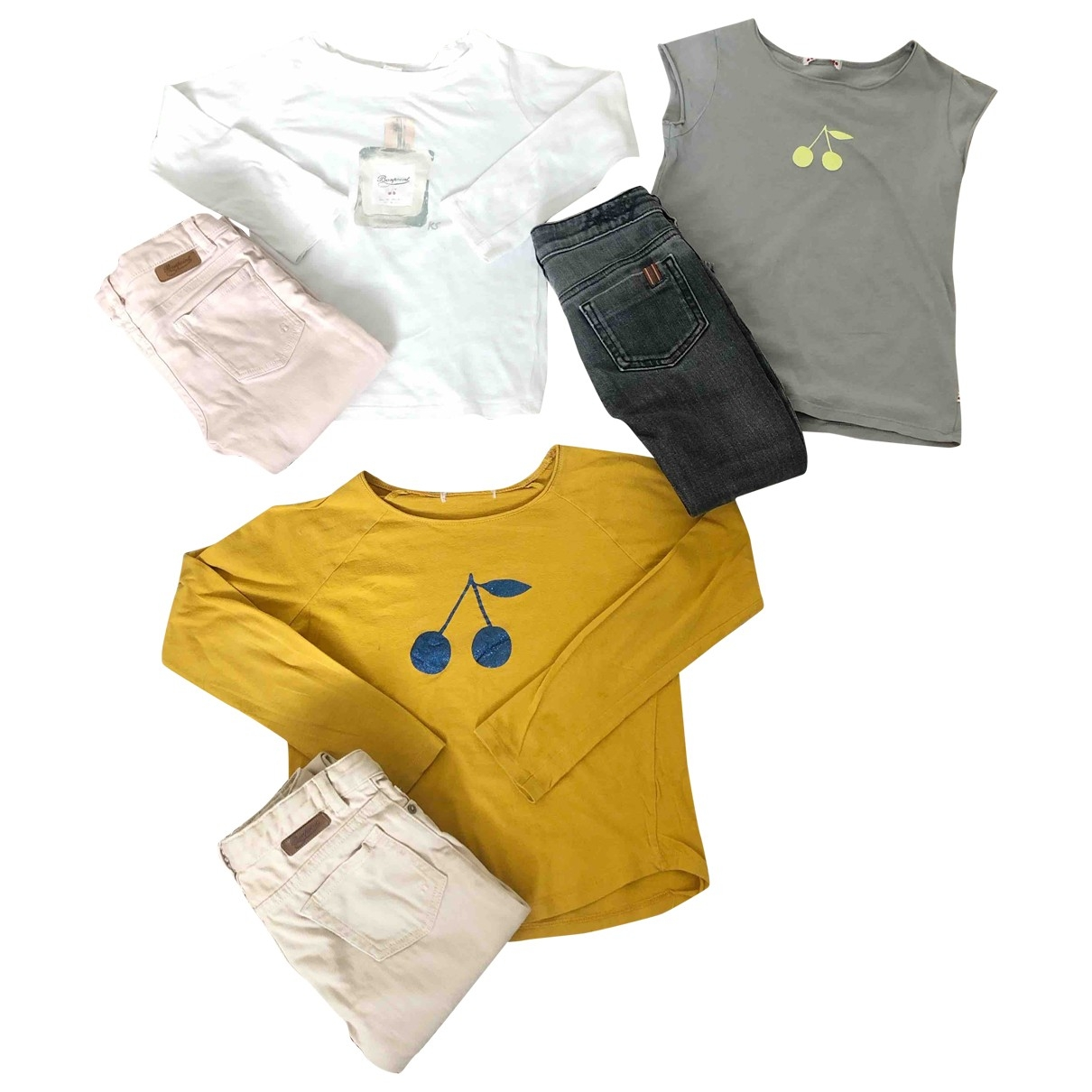 Bonpoint \N Multicolour Cotton Outfits for Kids 6 years - up to 114cm FR