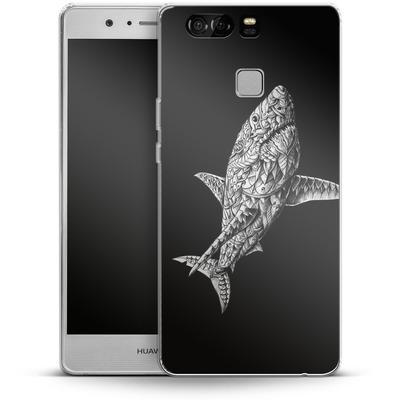 Huawei P9 Silikon Handyhuelle - Great White von BIOWORKZ