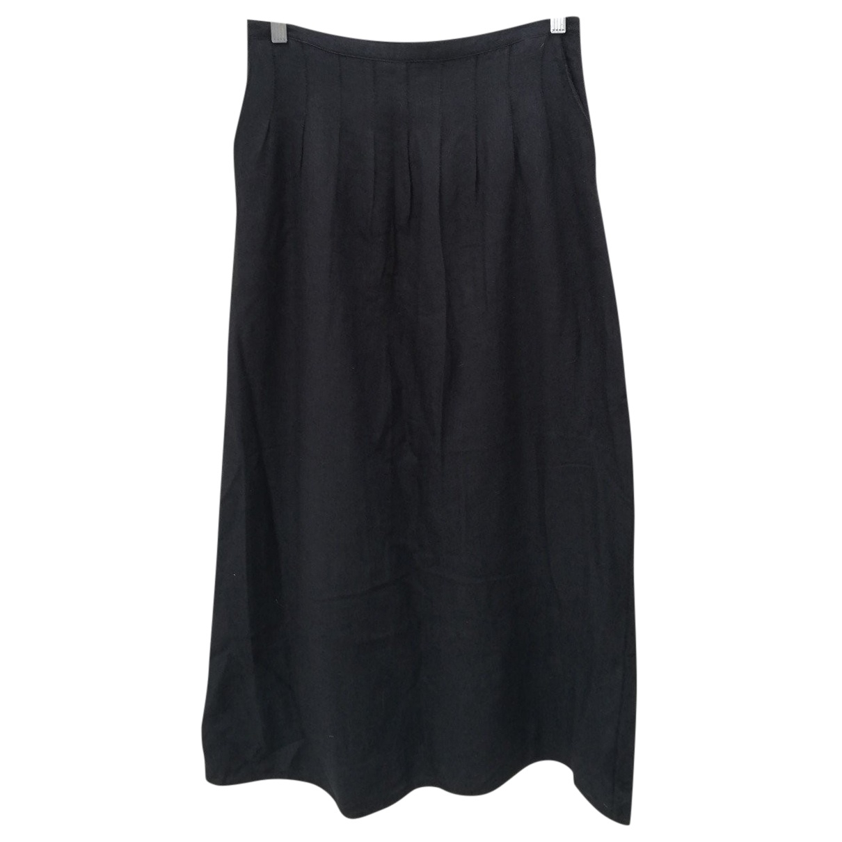 Pinko - Jupe   pour femme en laine - noir