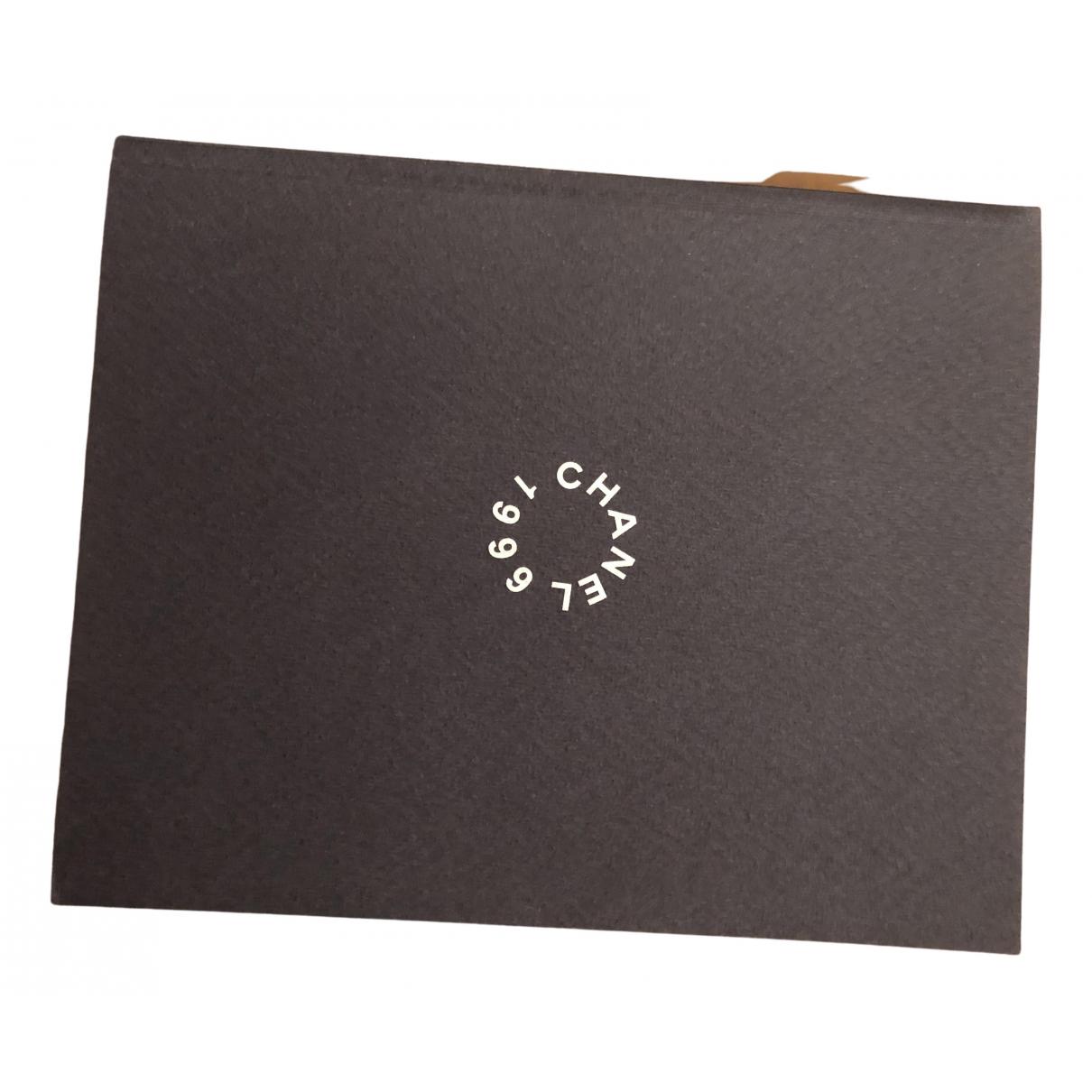 Chanel - Mode   pour lifestyle en coton - noir