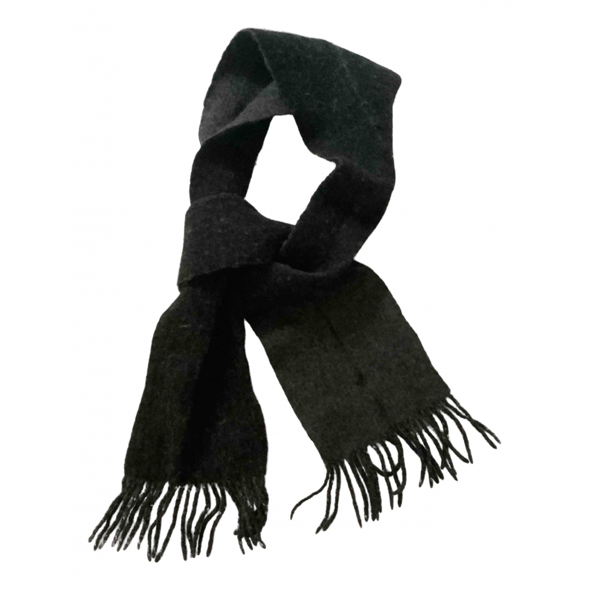 Polo Ralph Lauren \N Tuecher, Schal in  Grau Wolle