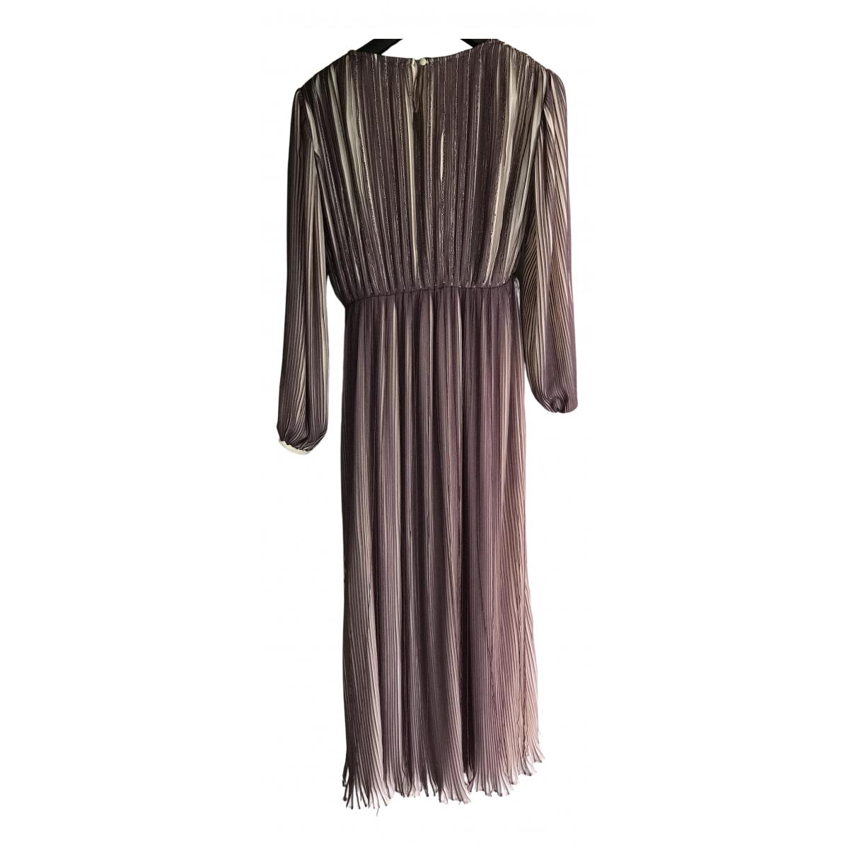 Uterque - Robe   pour femme - violet