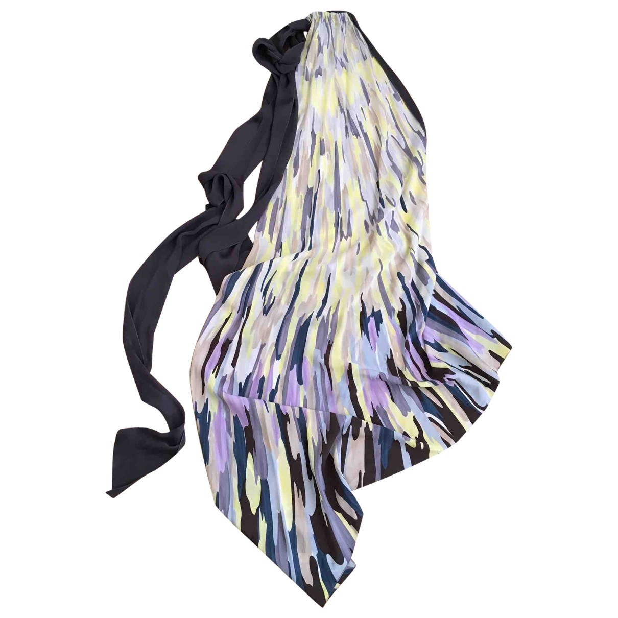 Missoni \N Multicolour Silk dress for Women 40 IT