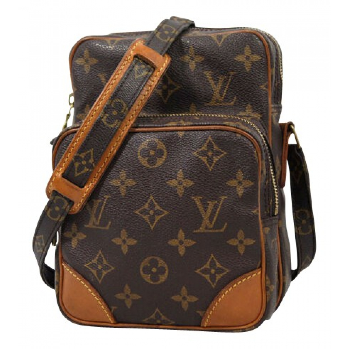 Bolso  Amazon de Lona Louis Vuitton