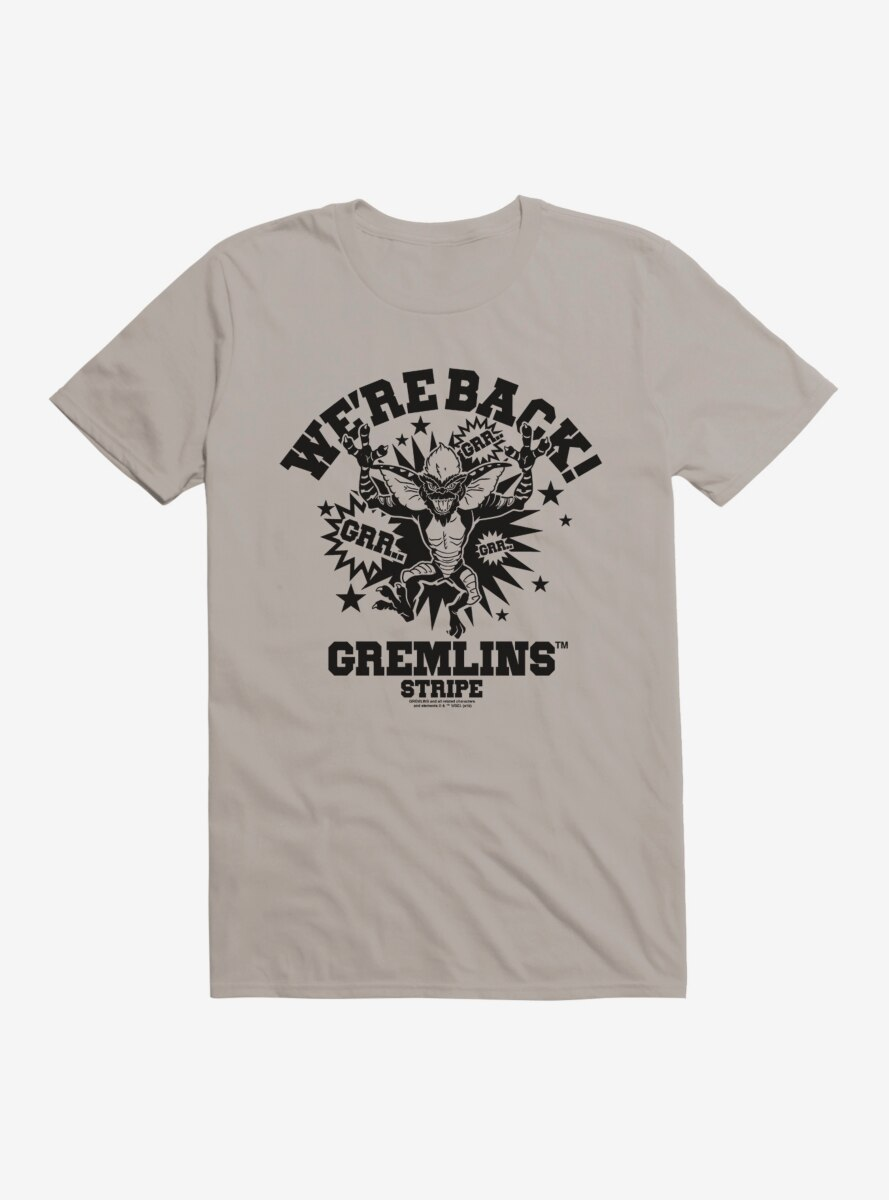 Gremlins We're Back T-Shirt