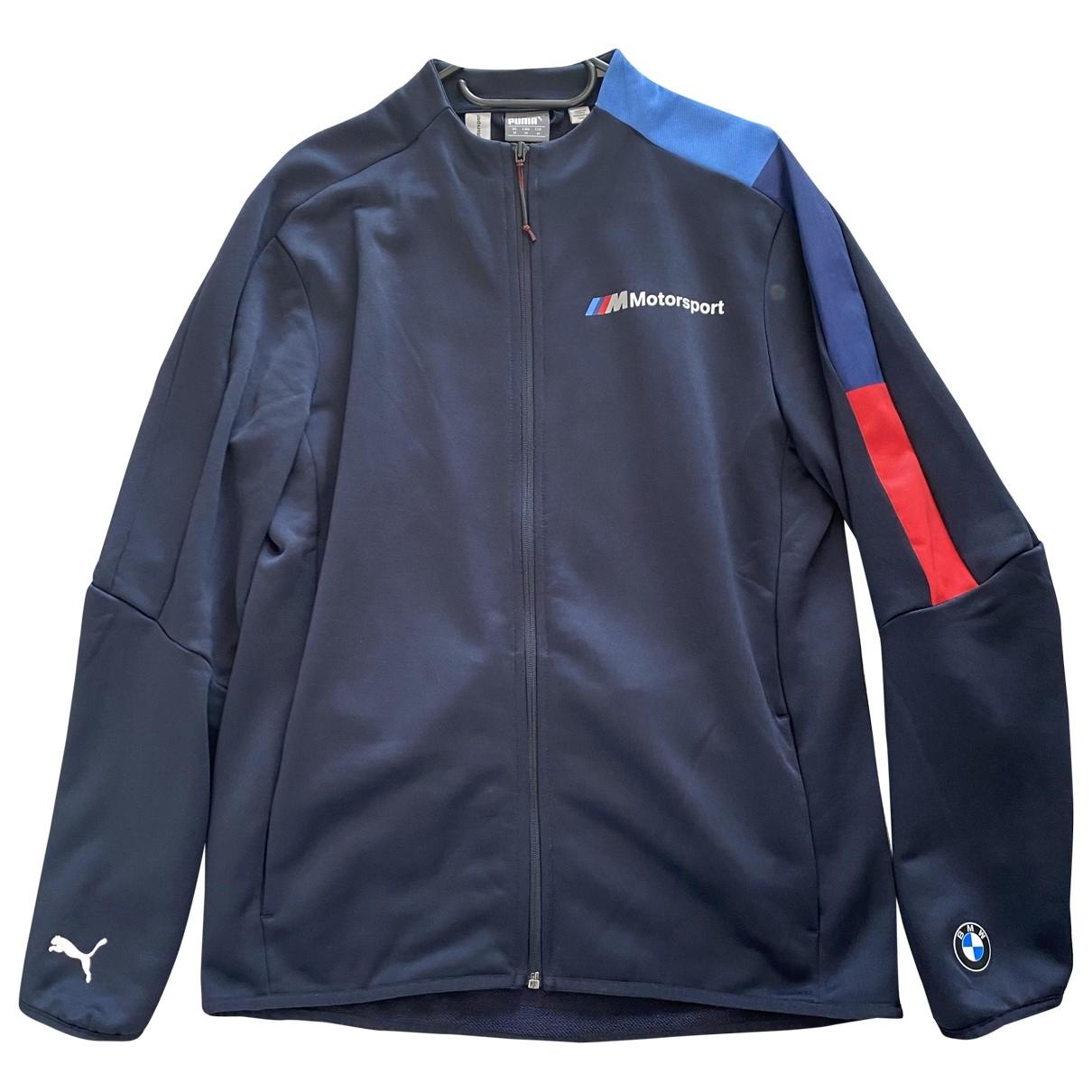 Puma \N Blue jacket  for Men M International