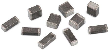 Wurth Elektronik Ferrite Bead, 2 x 1.2 x 0.9mm (0805 (2012M)), 180Ω impedance at 100 MHz (10)