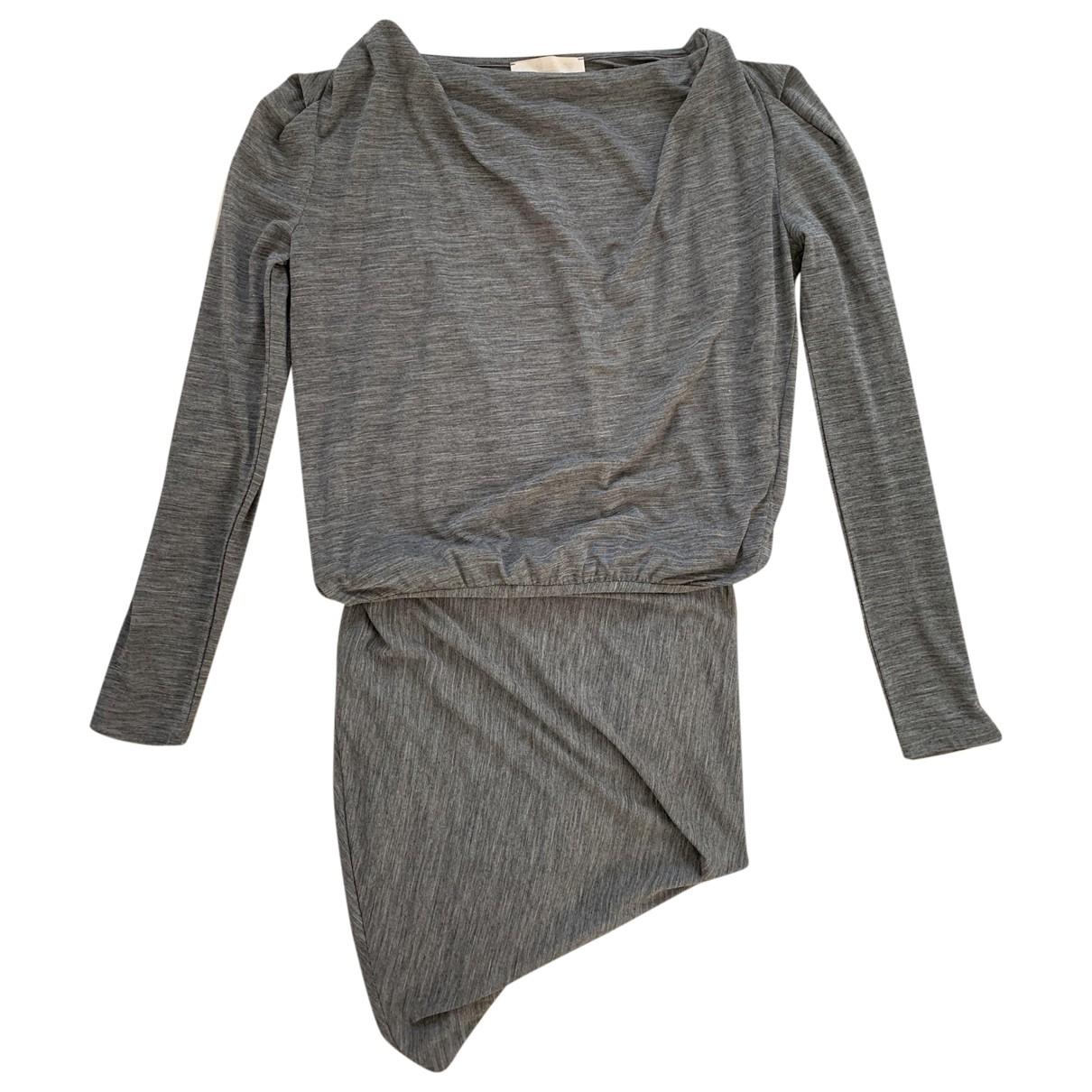Vanessa Bruno - Robe   pour femme - gris