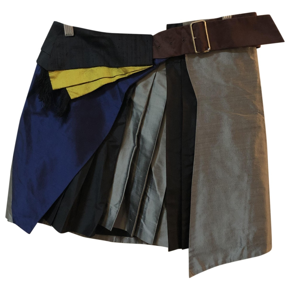 Toga Archives - Jupe   pour femme en soie - argente