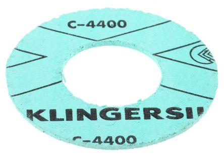 Klinger C4400 Inside Bolt Gasket, 21mm, 1.5mm Thick , -100 → +250°C
