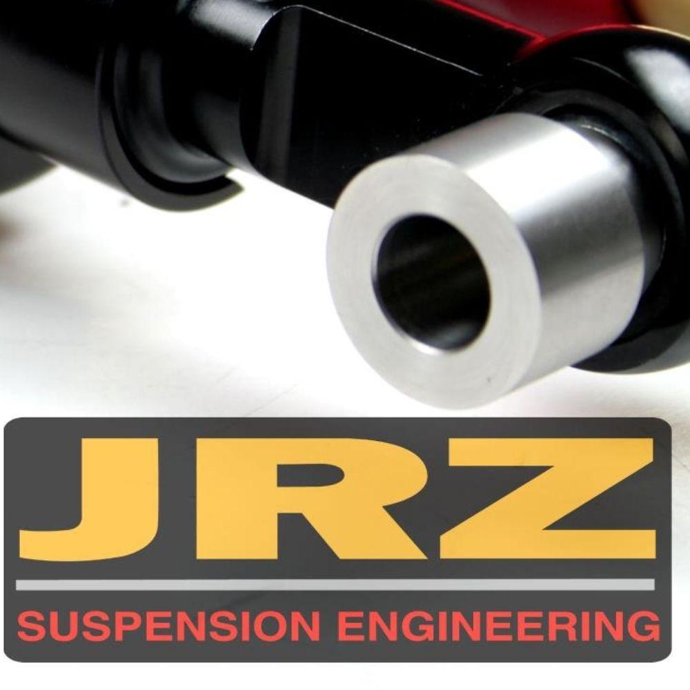 JRZ Suspension 95600702 RS | Pro | Series Rear Top Mounts Nissan R35 GTR 2007-2020