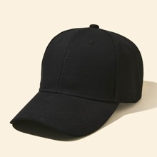 Simple Solid Baseball Cap
