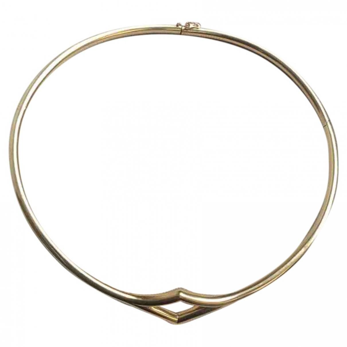 Collar de Oro amarillo Cartier