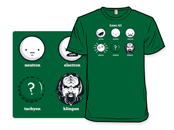 Science 101 T Shirt
