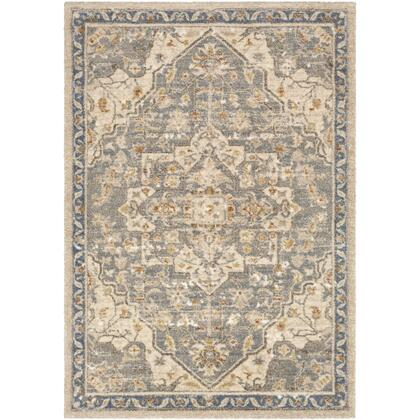 Tuscany TUS-2309 710 Square Traditional Rugs in