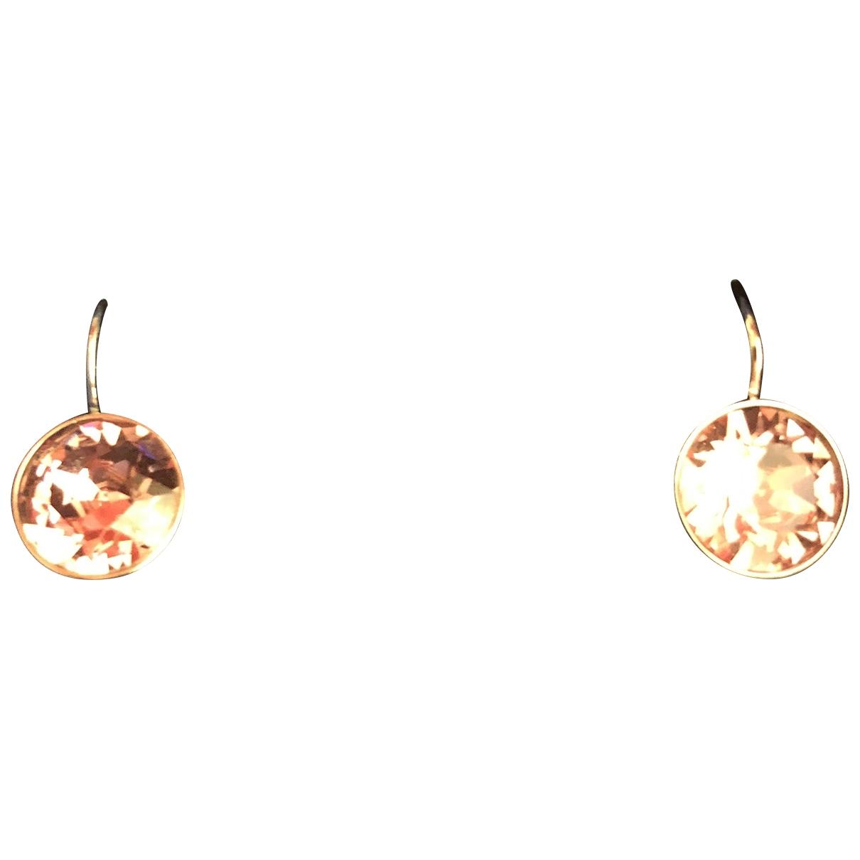 Swarovski \N Pink Crystal Earrings for Women \N