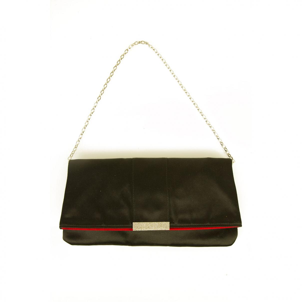 Dolce & Gabbana \N Clutch in  Schwarz Seide