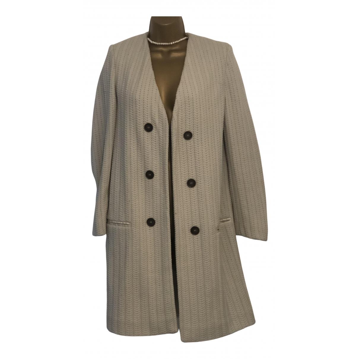 Isabel Marant - Manteau   pour femme en coton - beige