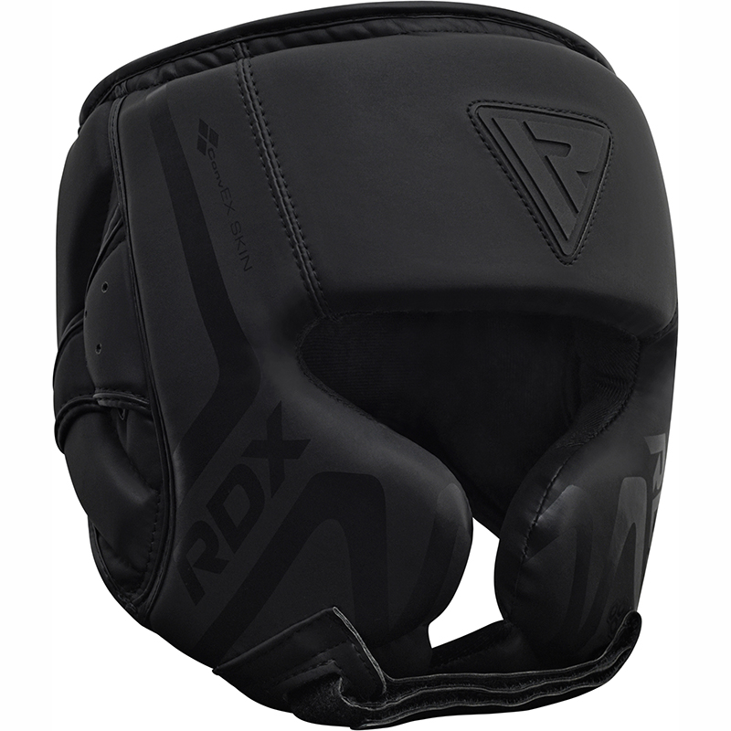 RDX T15 Noir Casque De Boxe