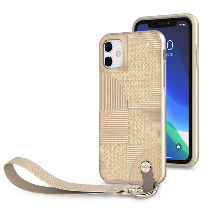 Altra Strap Case Beige for iPhone 11 - Moshi