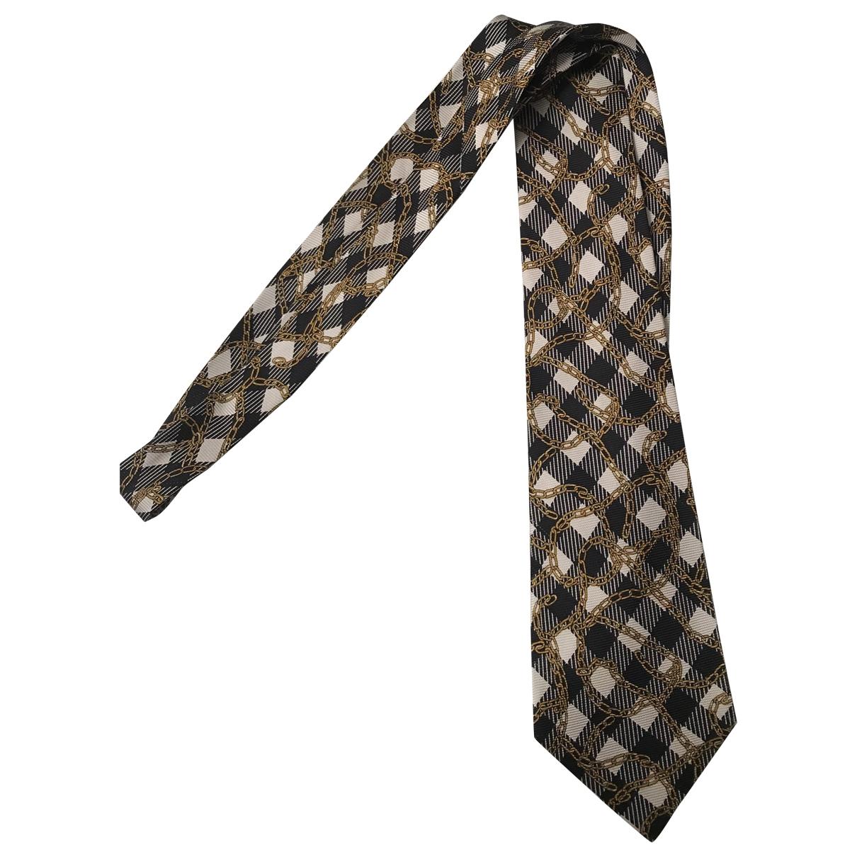Chanel \N Krawatten in  Bunt Seide