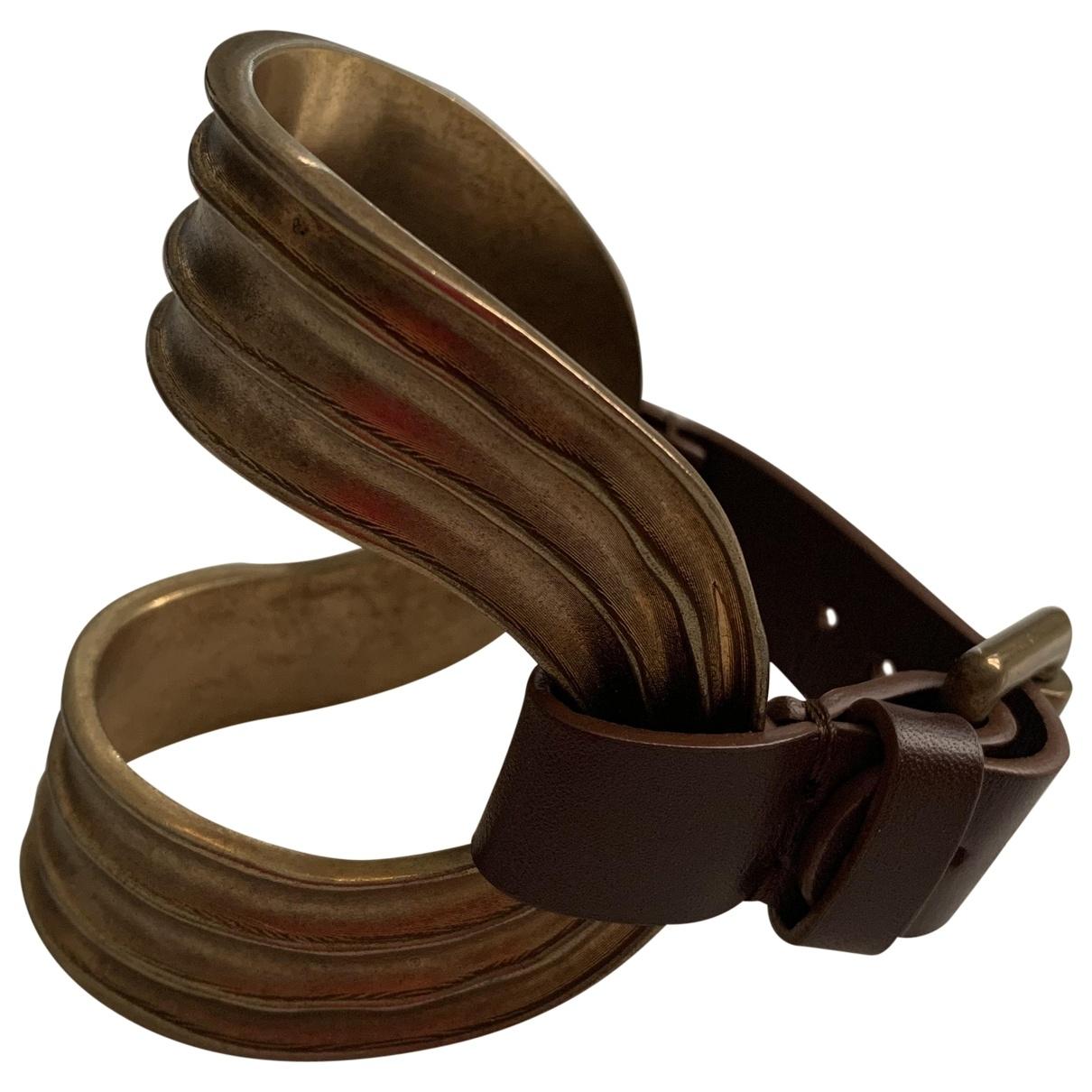 Etro - Bracelet   pour femme en metal - dore