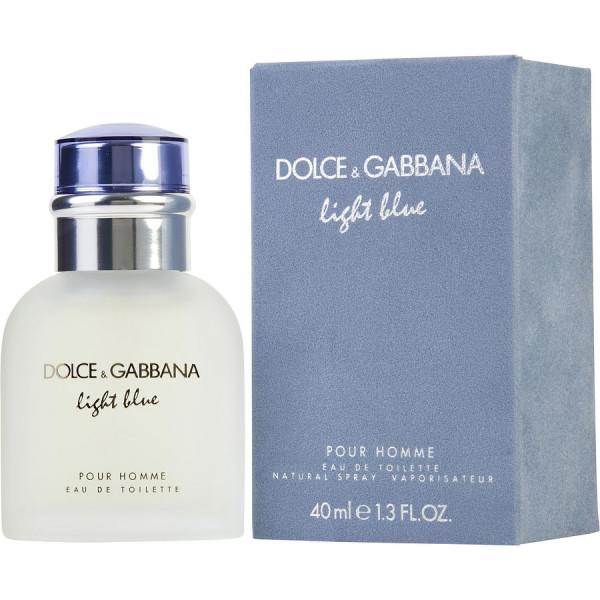 Light Blue Pour Homme - Dolce & Gabbana Eau de toilette en espray 40 ML