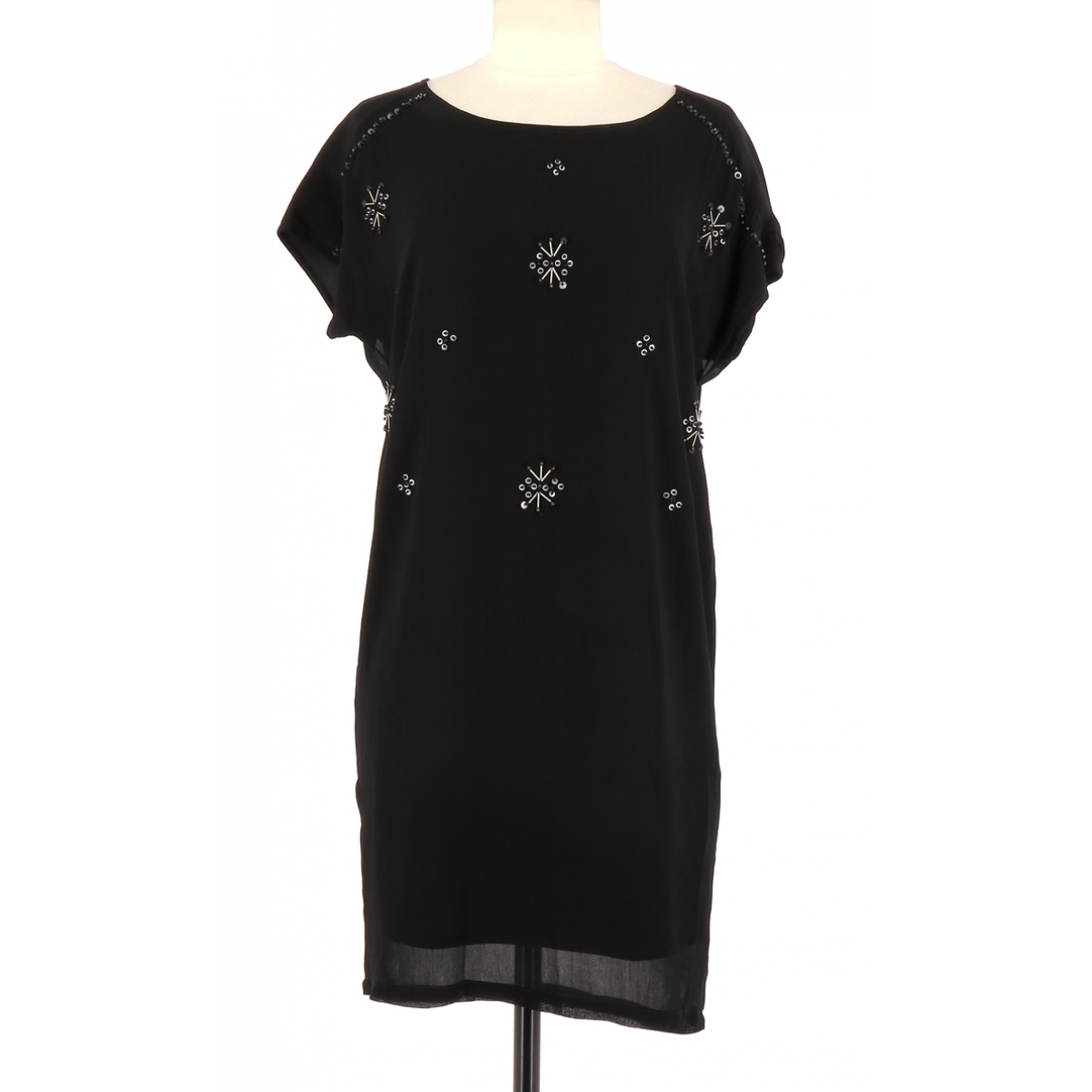 Ikks \N Black dress for Women 34 FR