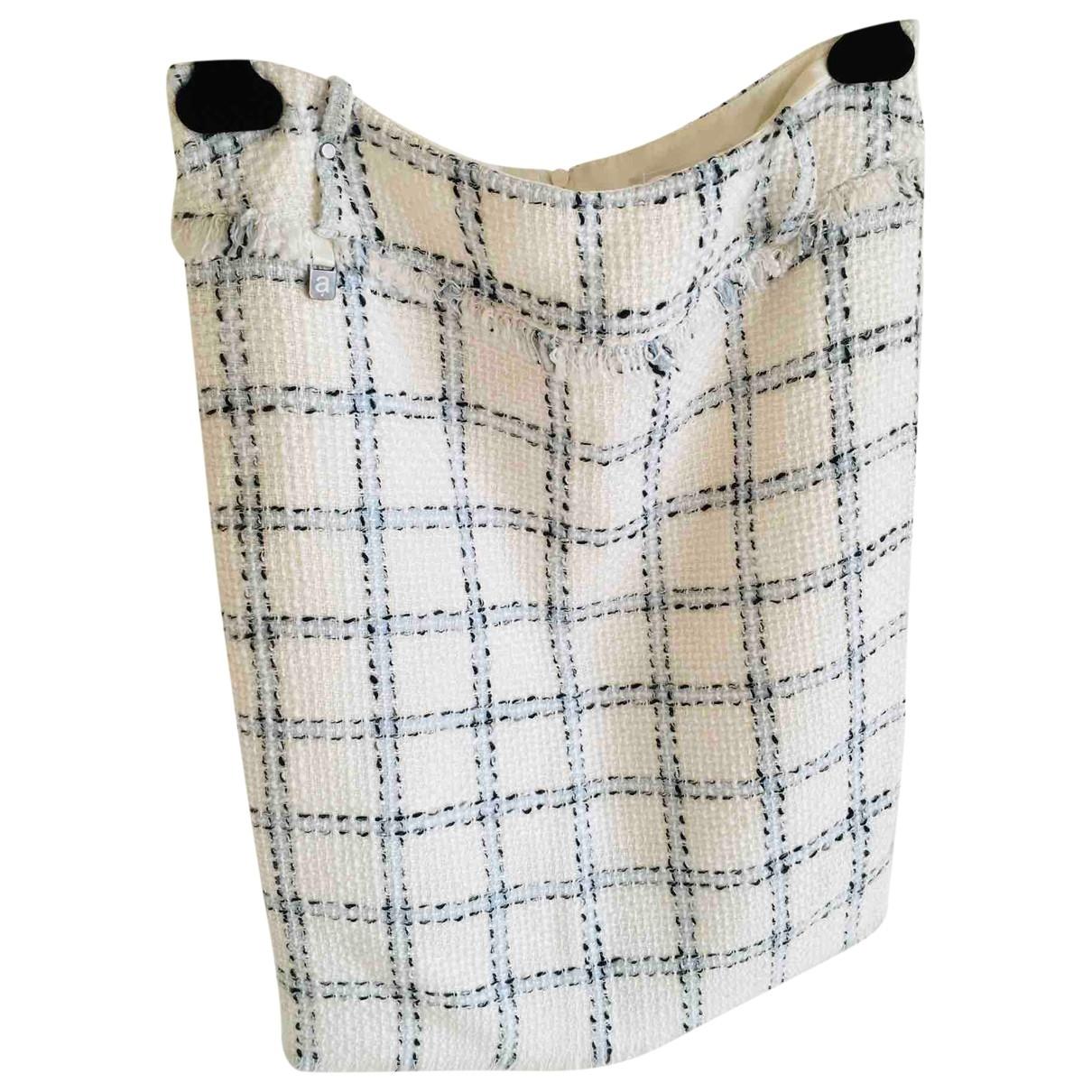 - Jupe   pour femme en laine