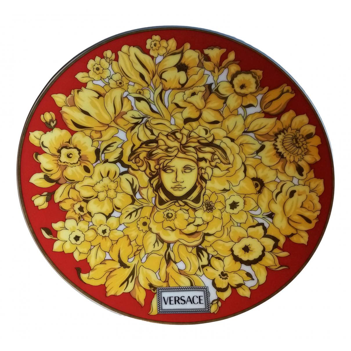 Plato de Ceramica Versace