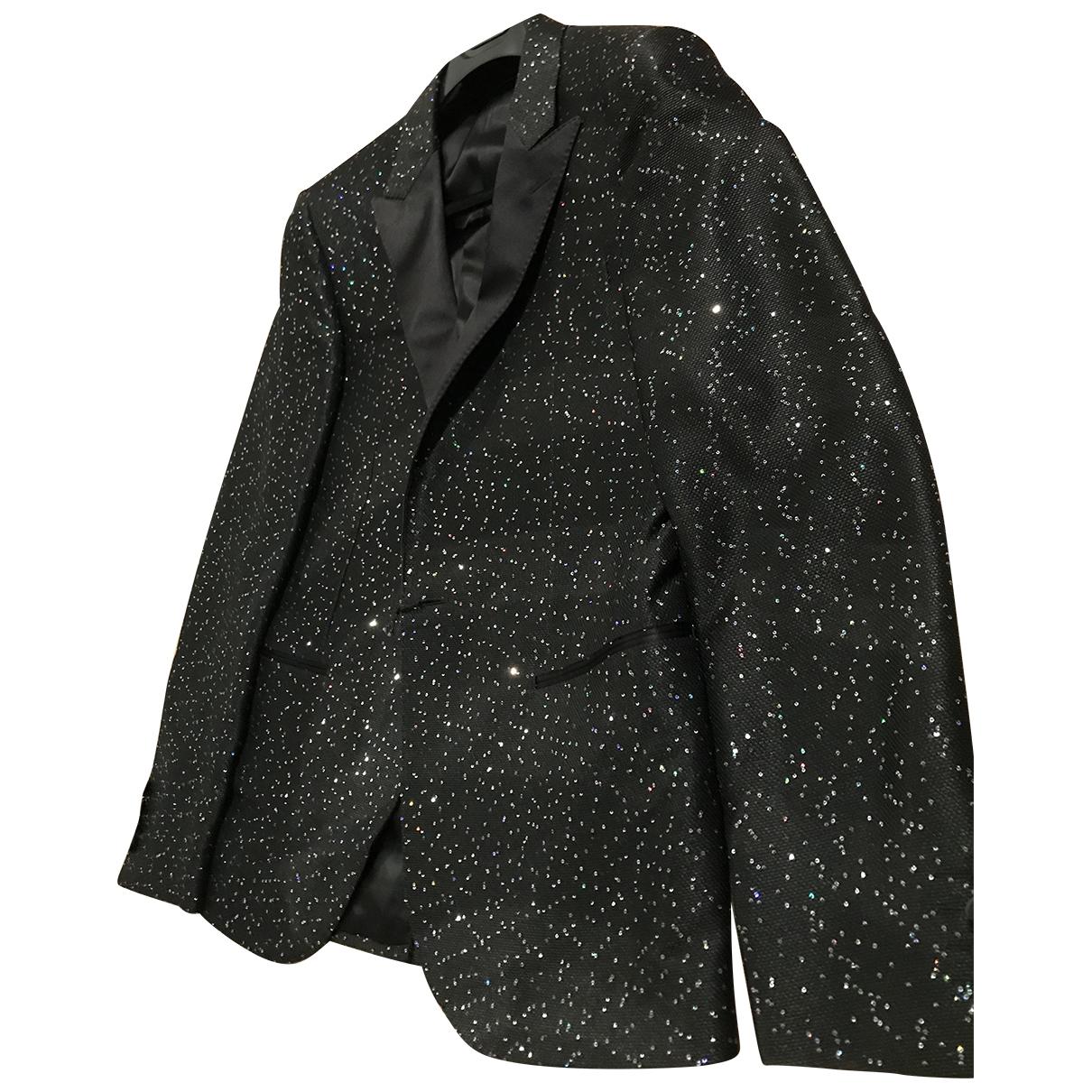Lanvin \N Black jacket  for Men 42 FR