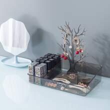 Aufbewahrungsbox fuer Juwelen mit Baum Design 1 Stueck