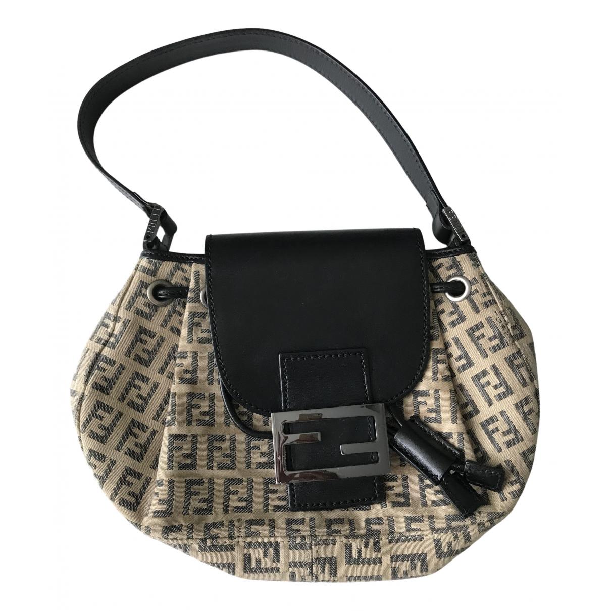 Fendi \N Cloth handbag for Women \N