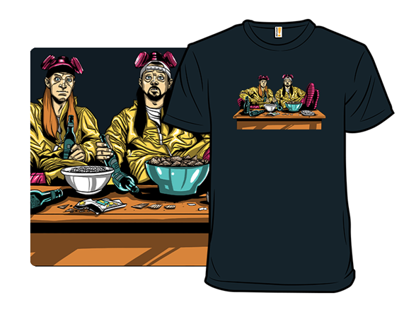 Breaking Dogma T Shirt