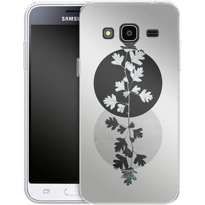 Samsung Galaxy J3 (2016) Silikon Handyhuelle - Geometry and Nature 2 von Mareike Bohmer