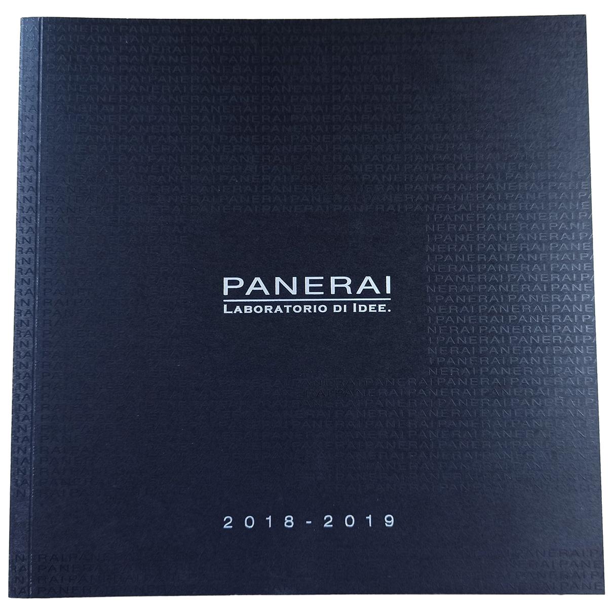 Panerai - Mode   pour lifestyle en coton - noir