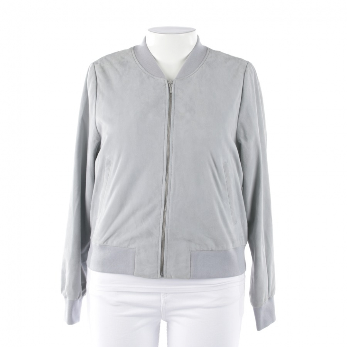 Drykorn \N Grey Suede jacket for Women 40 FR