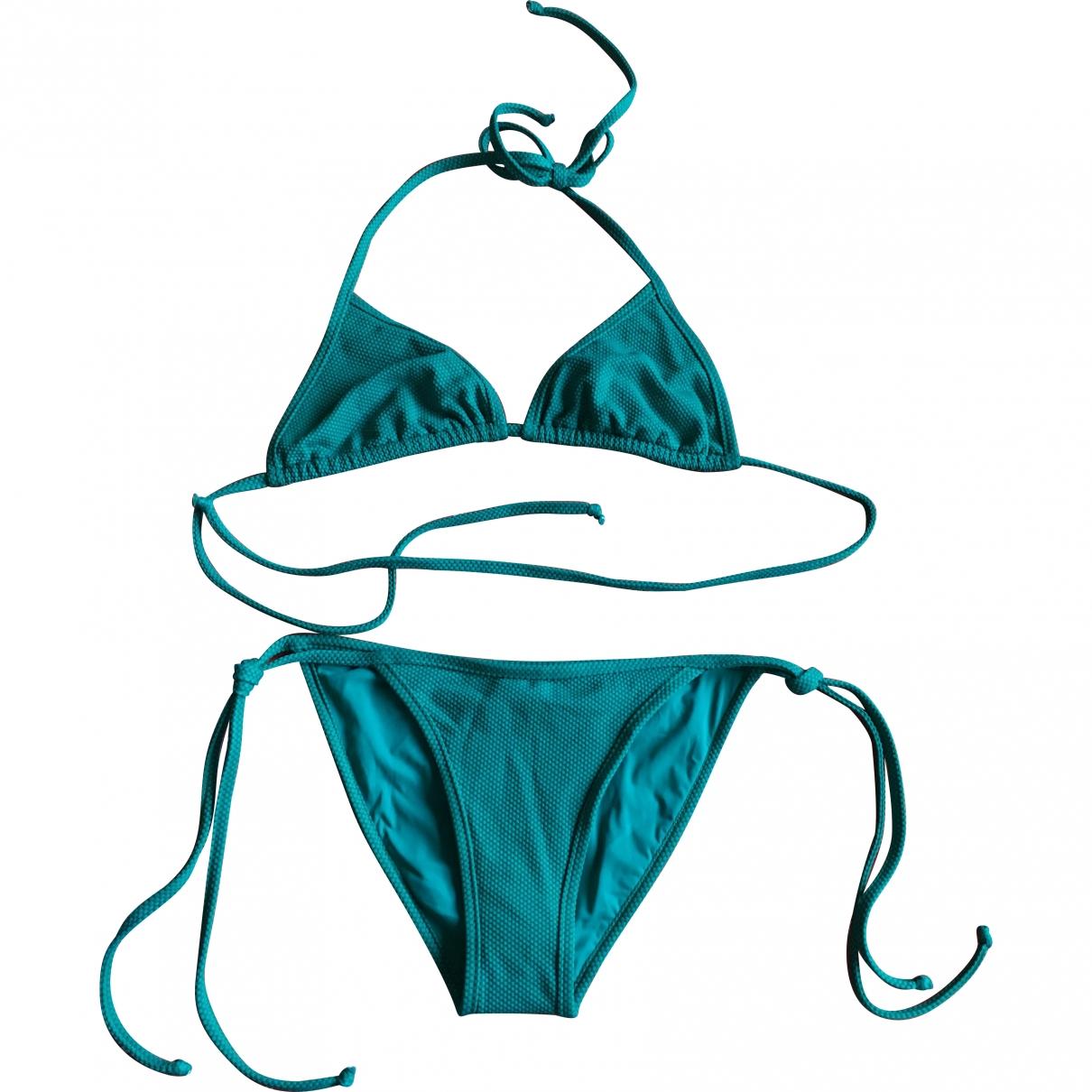 Chloé \N Green Swimwear for Women \N