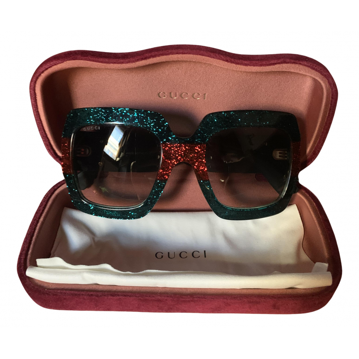 Gucci N Multicolour Sunglasses for Women N