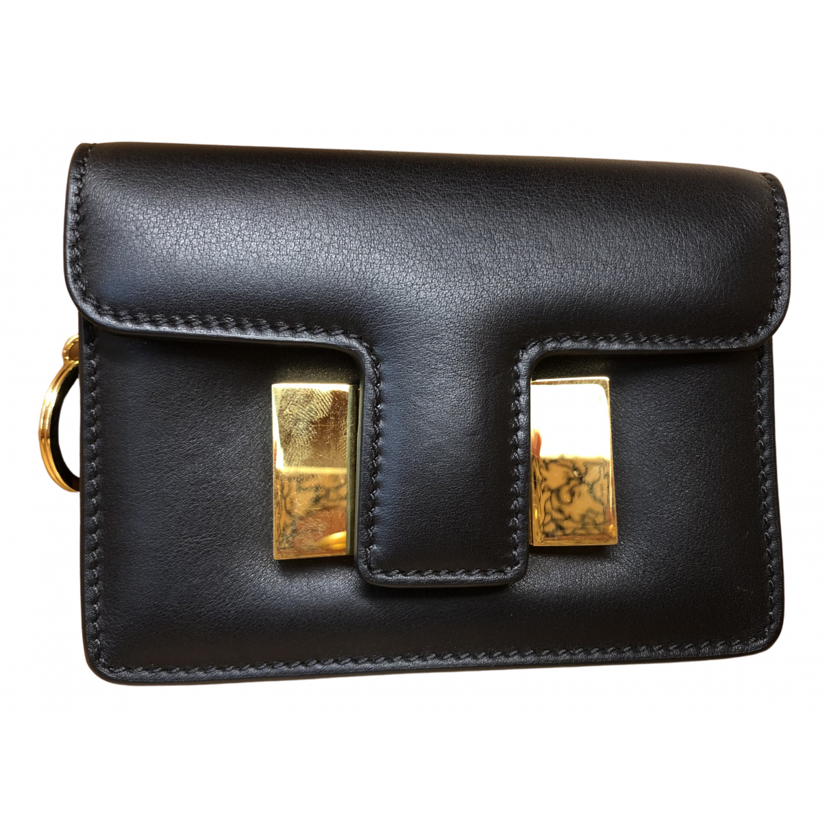 Tom Ford \N Black Leather Purses, wallet & cases for Women \N