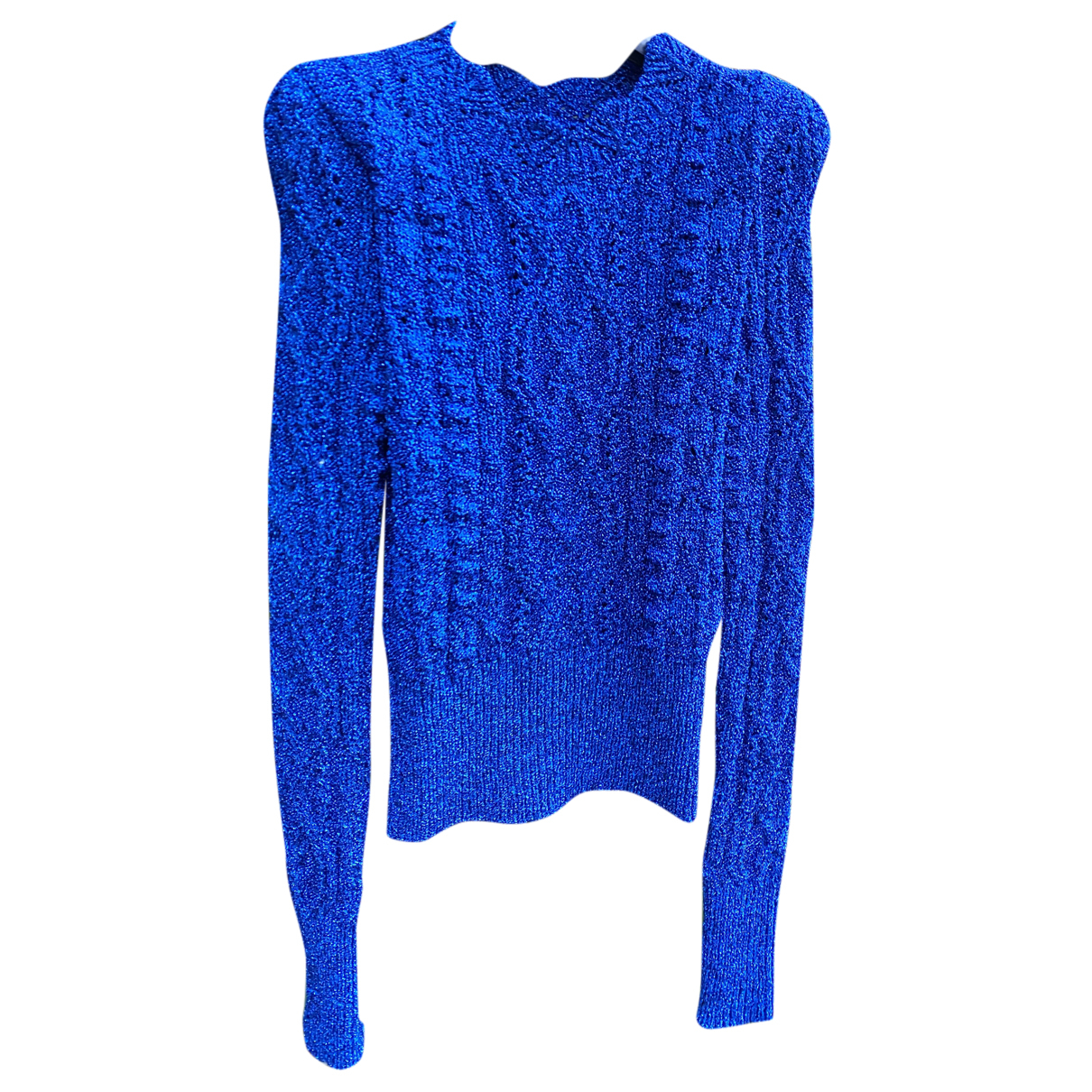 Isabel Marant N Blue Knitwear for Women 40 FR