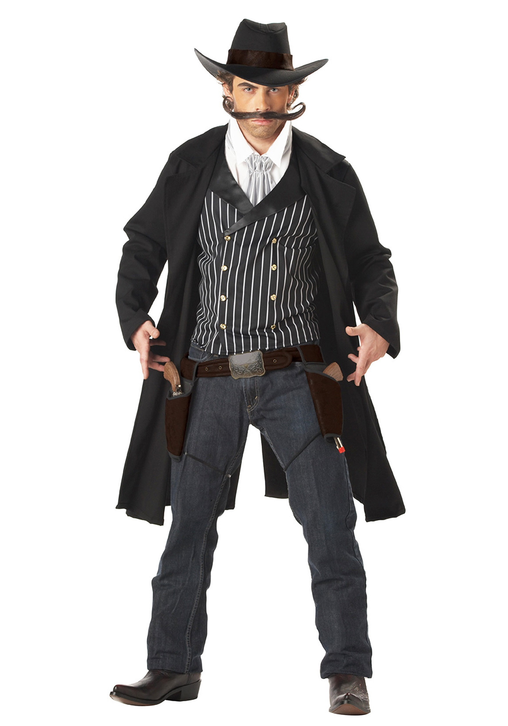 Wild Western Outlaw Costume for Men