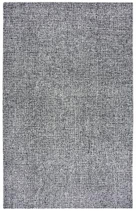 BRIBR223B063710RD Brindleton Area Rug Size 10' Round  in Black And