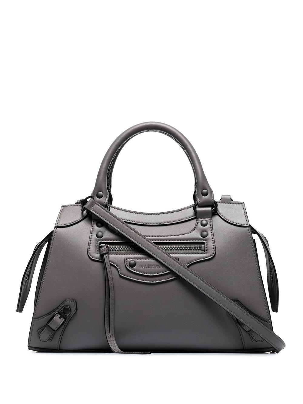Neo Class City Leather Handbag