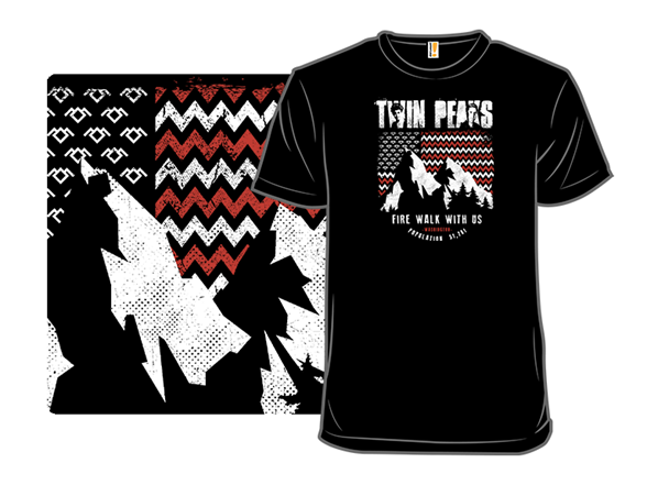 An American Mystery T Shirt