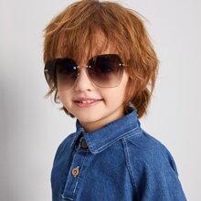 Randlose Kindersonnenbrille